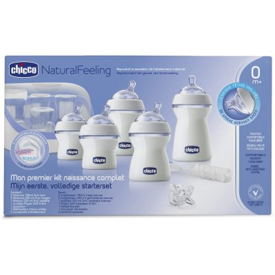 Coffret naissance naturalfeeling all you need to start Chicco