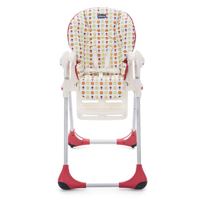 Chaise haute bébé polly easy sunrise Chicco