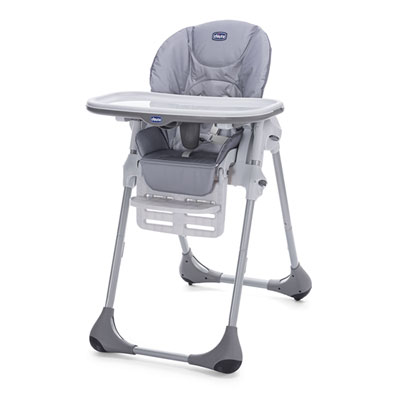 Chaise haute bébé polly easy nature Chicco