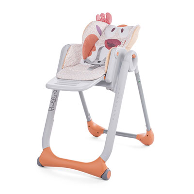Chaise haute polly 2 start Chicco