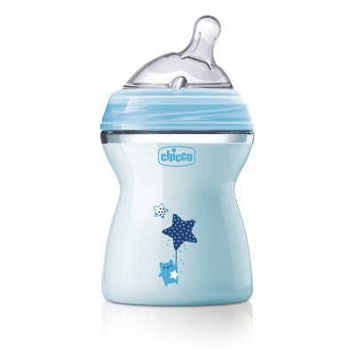 Biberon naturalfeeling incliné 250ml Chicco