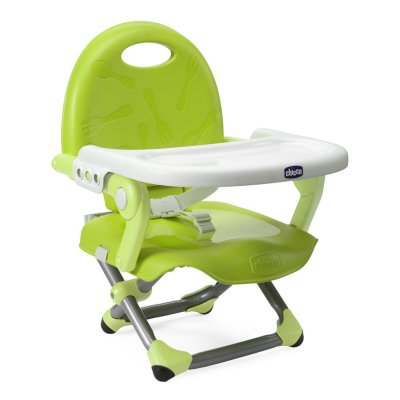 Rehausseur de table pocket snack lime Chicco