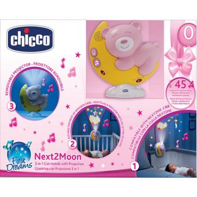 Mobile next 2 moon Chicco
