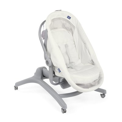 Transat baby hug 4 in 1 white snow Chicco