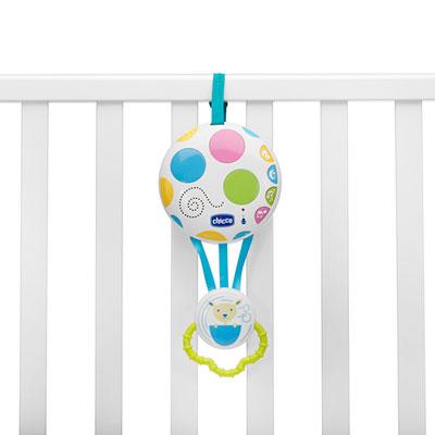 Transat bébé balloon grey Chicco