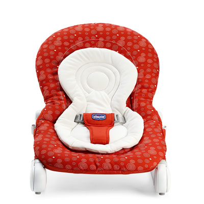 Transat bébé hoopla red berry Chicco