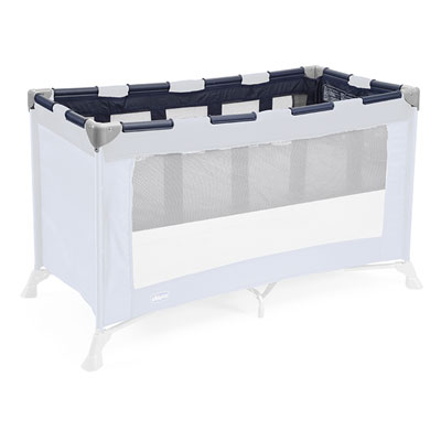 r hausseur lit parapluie blue 10 sur allob b. Black Bedroom Furniture Sets. Home Design Ideas