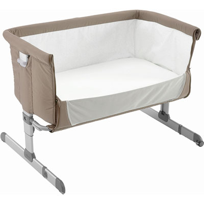 Berceau next 2 me dove grey Chicco