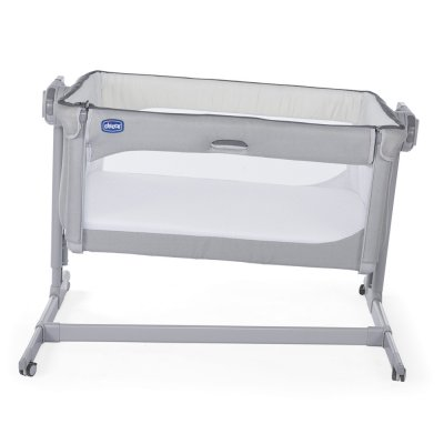 Berceau cododo next 2 me magic cool grey Chicco