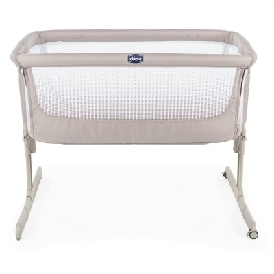 Berceau cododo next 2 me air dark beige Chicco