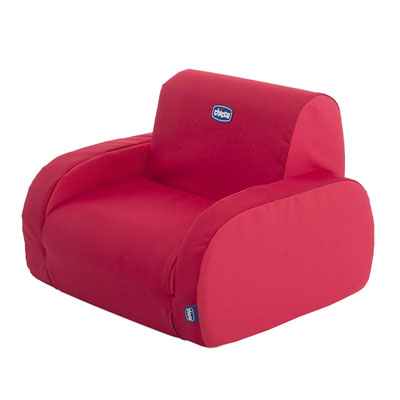 Fauteuil twist red Chicco