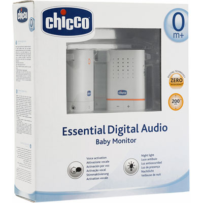 Babyphone audio digital essential Chicco