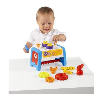 Jouet bébé établi d'activités 2 en 1 Chicco