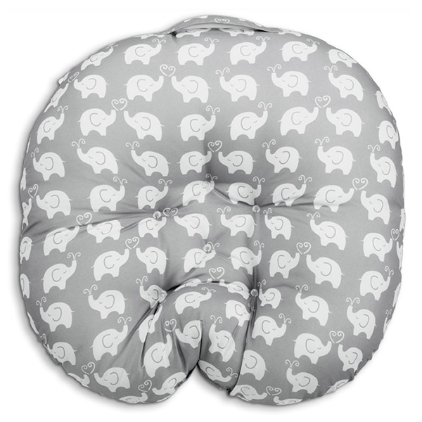 soldes coussin relax boppy hug nest 25 sur allob b. Black Bedroom Furniture Sets. Home Design Ideas
