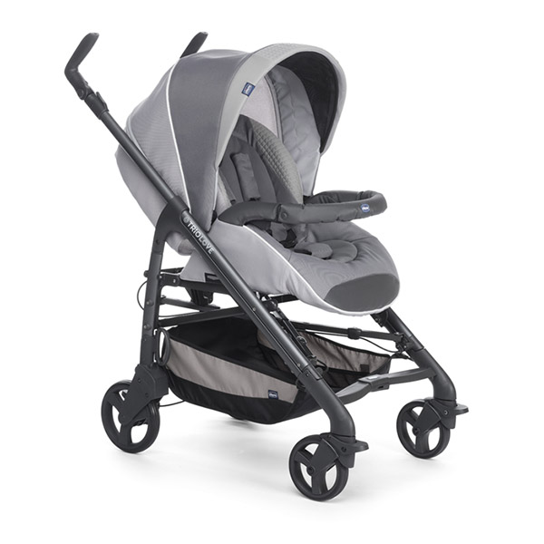 Pack poussette trio love motion elegance Chicco
