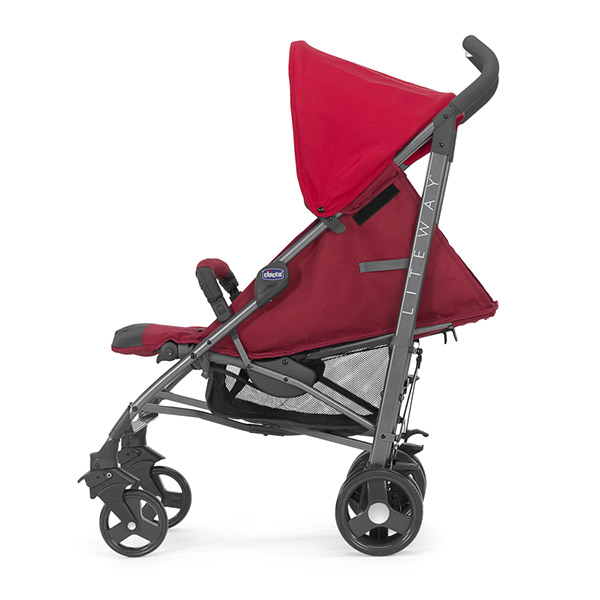 Poussette canne liteway 2 red Chicco