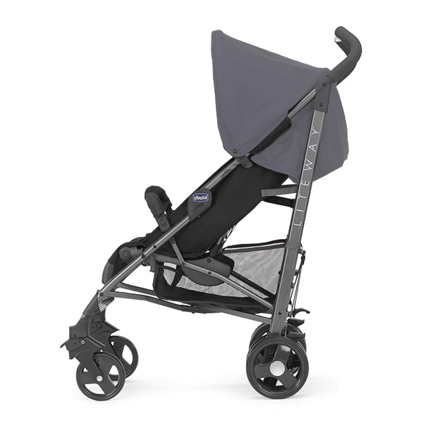 Poussette canne liteway 2 coal Chicco