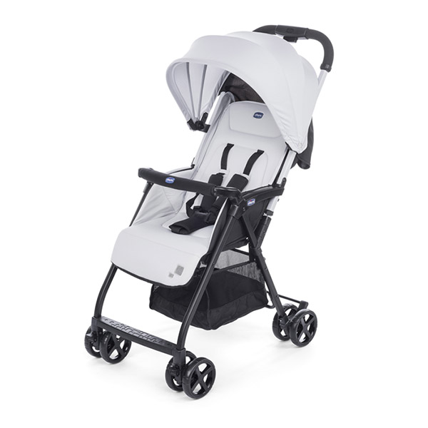 Poussette canne ohlala power silver Chicco