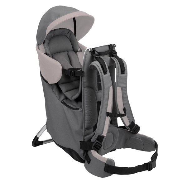 Porte bébé finder dove grey Chicco