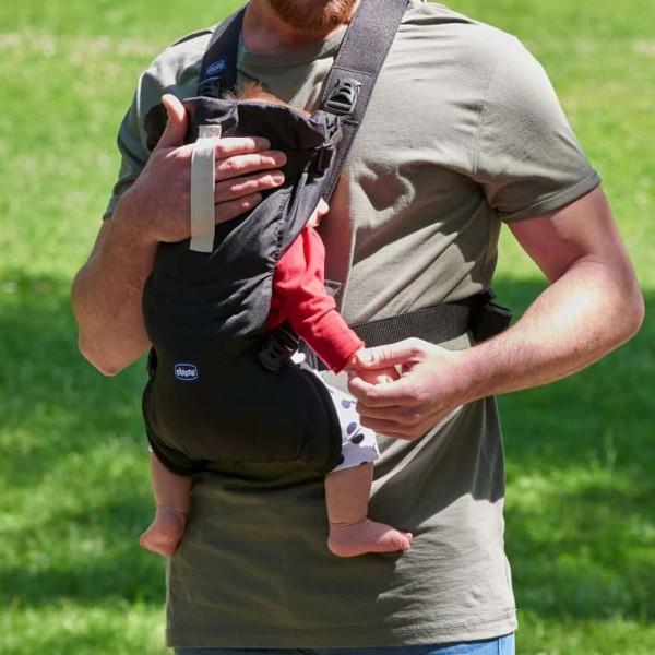 Porte bébé easy fit black night Chicco