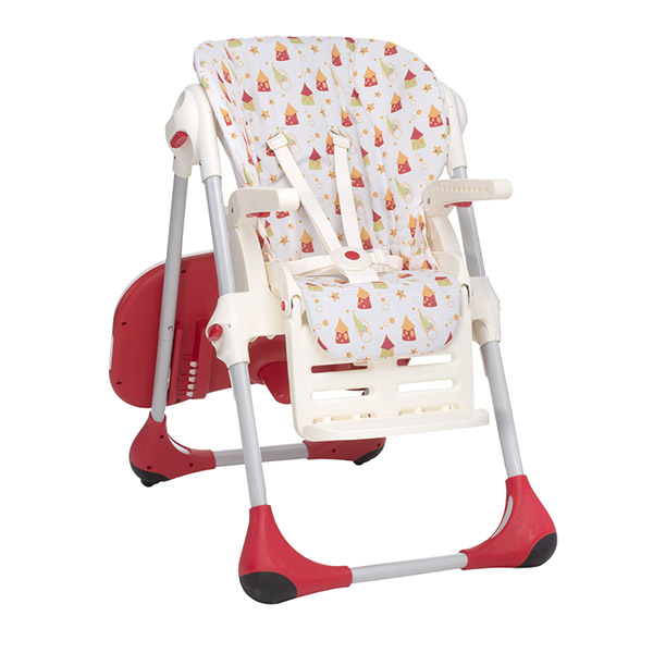 Chaise haute bébé polly 2 en 1 timeless Chicco
