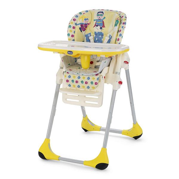 Chaise haute bébé polly 2 en 1 energy Chicco