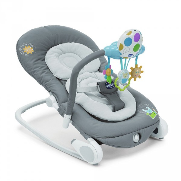 Transat bébé balloon grey Chicco