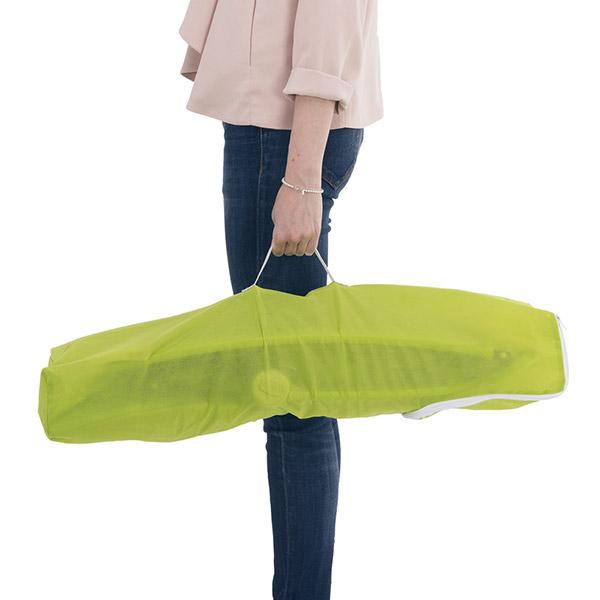 Transat bébé pocket relax vert Chicco