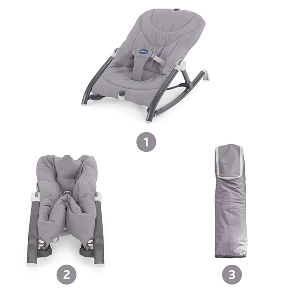transat b b pocket relax gris 30 sur allob b. Black Bedroom Furniture Sets. Home Design Ideas