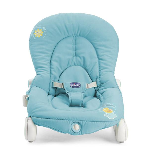 Transat bébé balloon turquoise Chicco