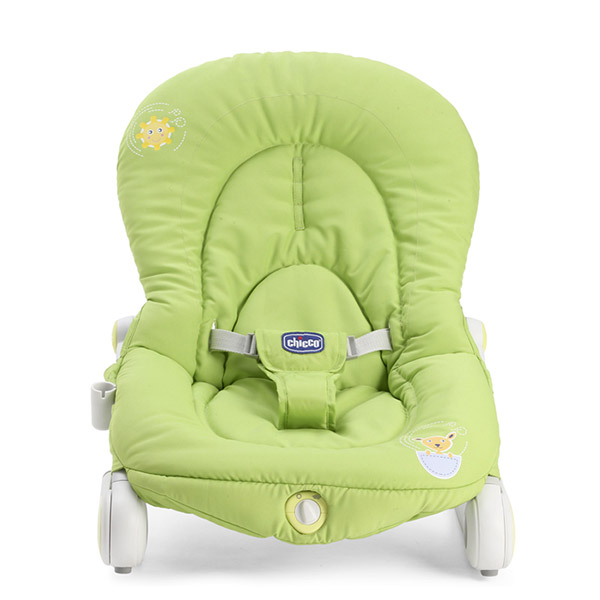 Transat bébé balloon summer green Chicco