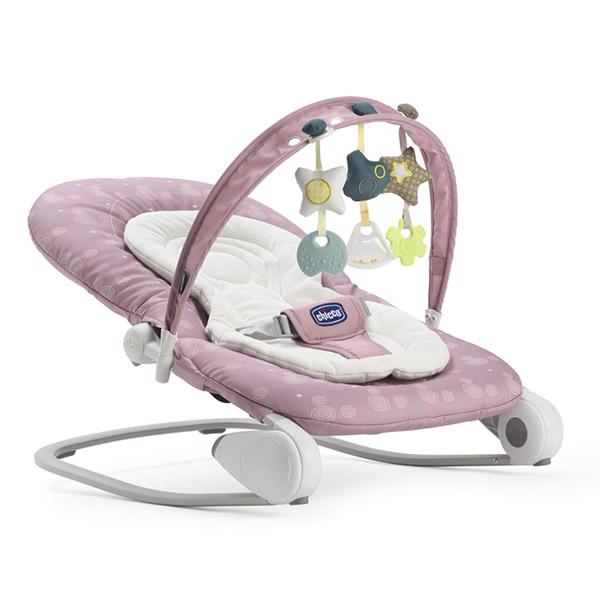 Transat bébé hoopla princess Chicco