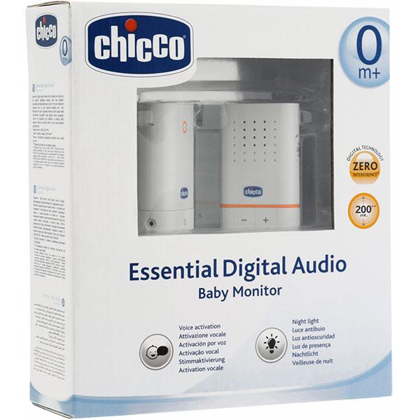 Ecoute bébé audio digital essential Chicco