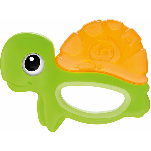 Hochet de dentition rafraîchissant tortue Chicco
