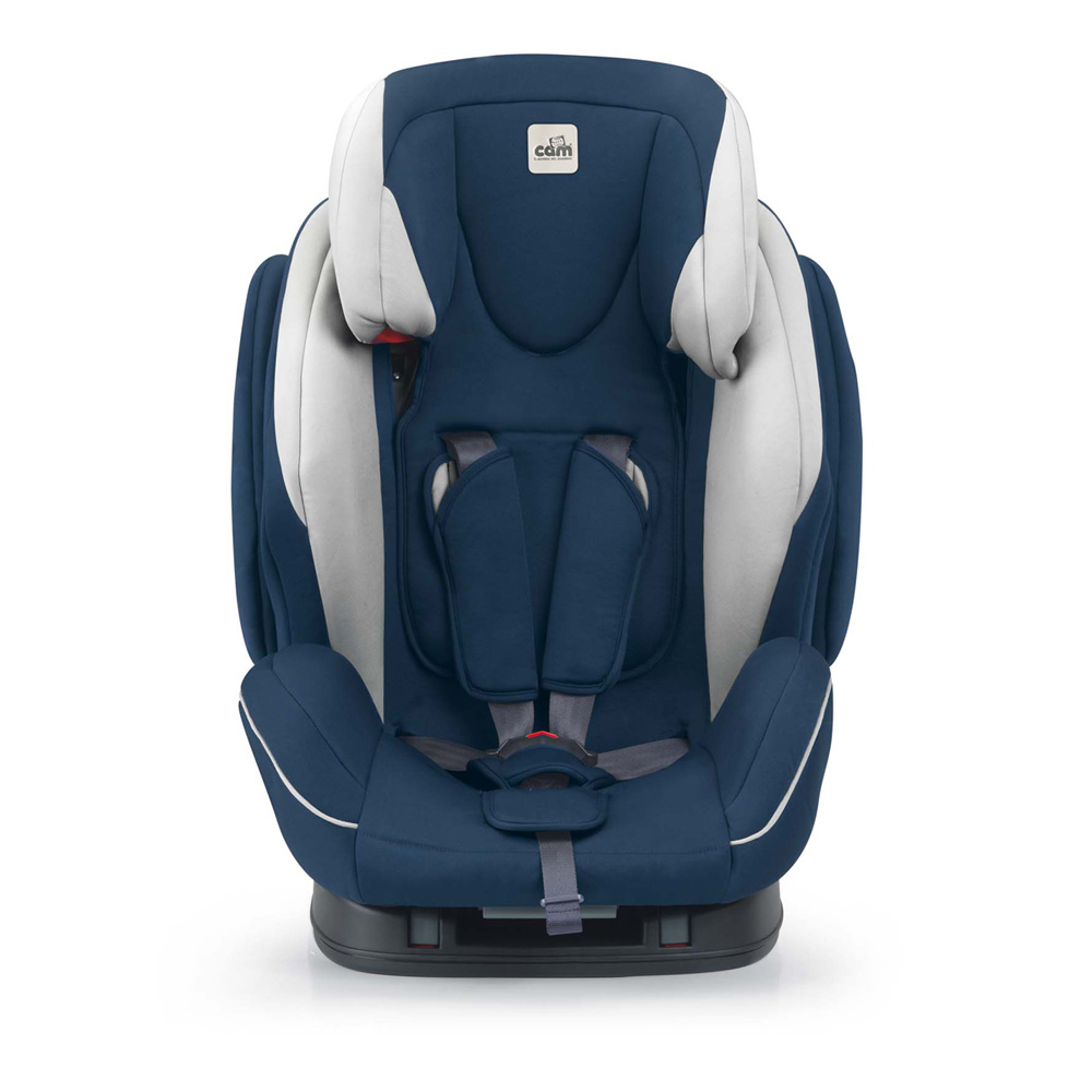 si ge auto regolo isofix bleu marine groupe 1 2 3 de cam chez naturab b. Black Bedroom Furniture Sets. Home Design Ideas