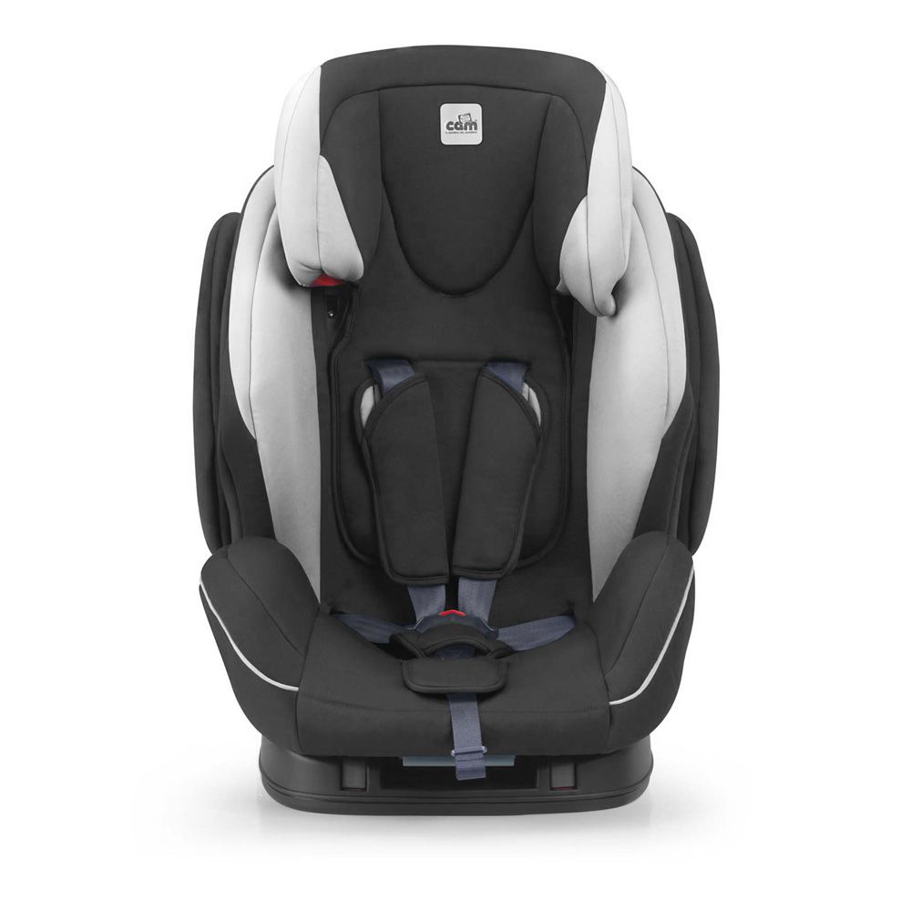 si ge auto regolo isofix gris groupe 1 2 3 de cam chez. Black Bedroom Furniture Sets. Home Design Ideas