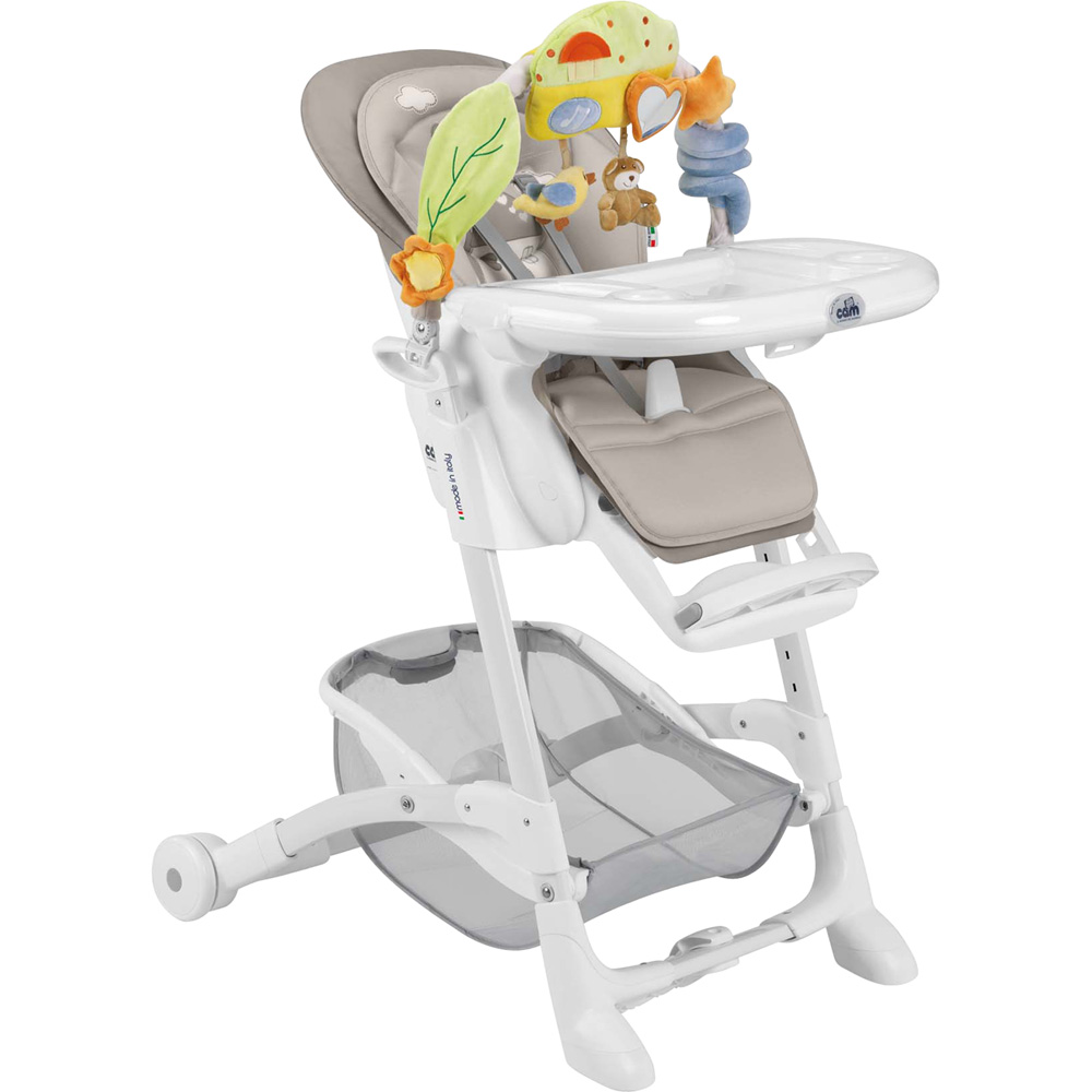 Chaise haute b b istante ferme de cam chez naturab b for Chaise bebe 9