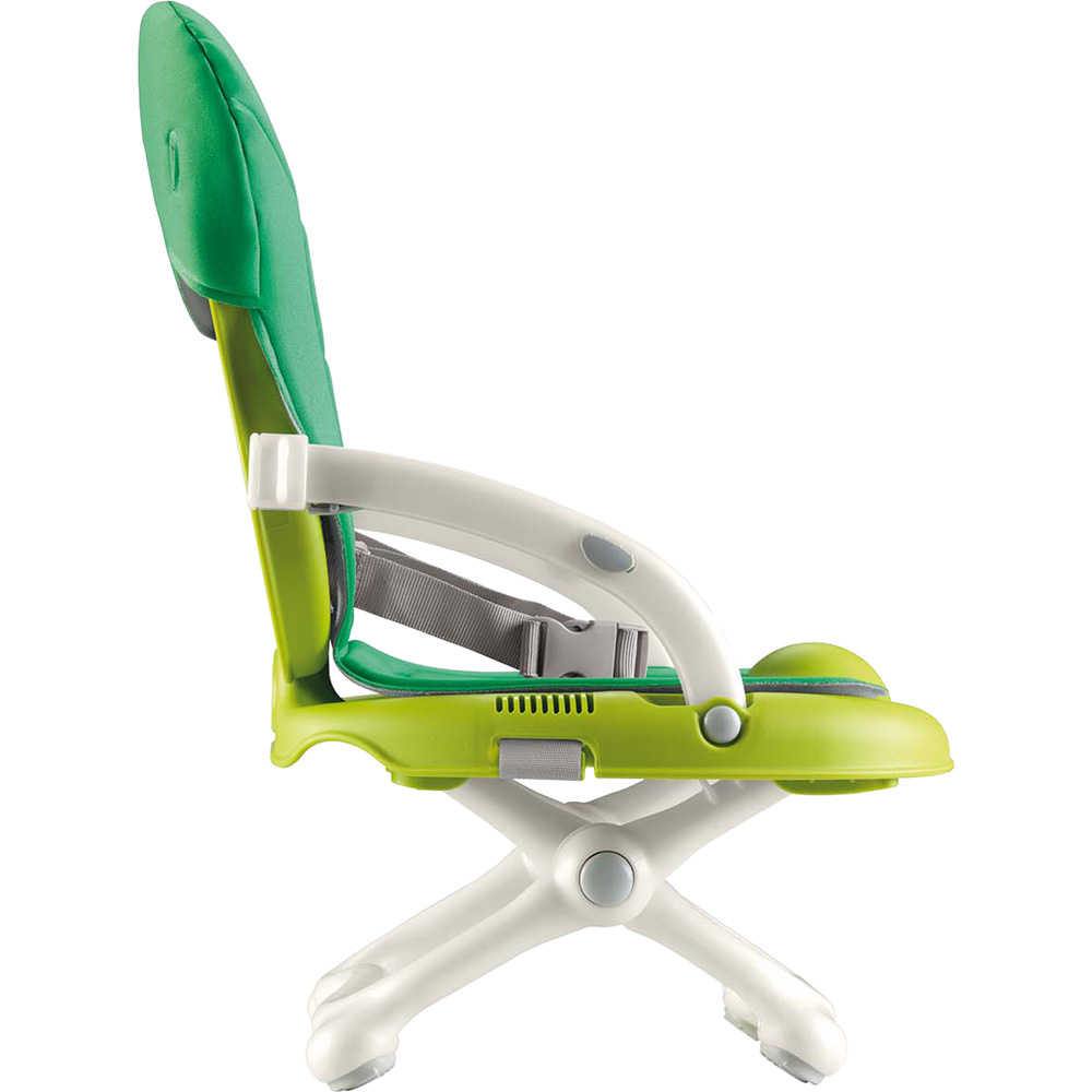 R hausseur de chaise smarty vert de cam for Rehausseur de chaise 4 ans