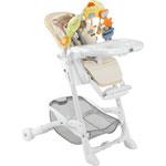 Chaise haute bébé istante ourson