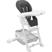 Chaise haute bébé istante soft gris foncé