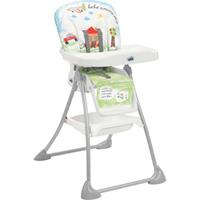 Chaise haute bébé mini plus dessins