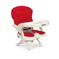 Réhausseur de chaise smarty rouge