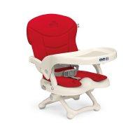 Réhausseur de chaise smarty rouge