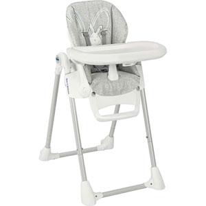 Chaise haute bébé pappananna lapin