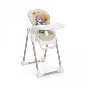 Chaise haute bébé pappananna ourson