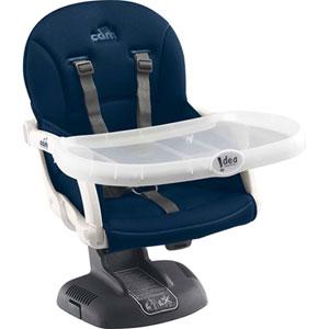 Réhausseur de chaise idea bleu marine