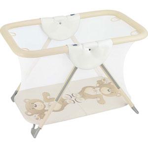 Parc bébé brevettato ourson beige