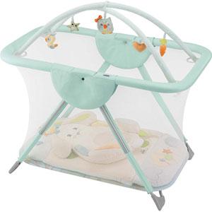 Parc bébé brevettato millegiochi animaux de la forêt