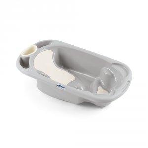 Baignoire bébé ergonomique baby bagno grise