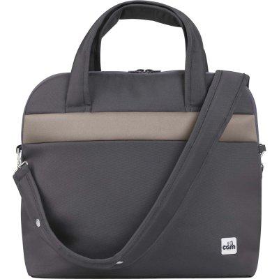 Pack poussette trio dinamico up smart marron/gris Cam